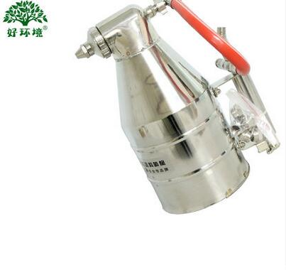 Diatom Ooze Construction Special Spray Gun Spraying Stainless Steel Exterior Construction