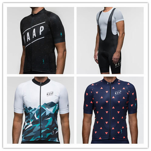 9c9c8f38f Maap Men s cycling jersey short sleeve jersey or bib summer   spring Bike  Riding clothing 2015 ropa ciclismo hombre
