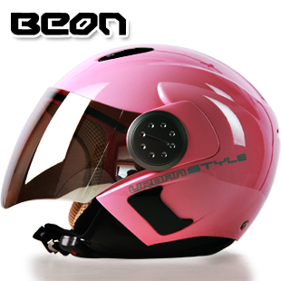 Beon Scooter Helmet Fashion Safety Open Face Vintage Motorcycle