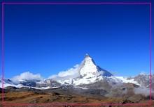 Free Shipping over $12,Matterhorn Zermatt Switzerland Landscape Fridge Magnet 5507 Tourism Souvenir цена 2017