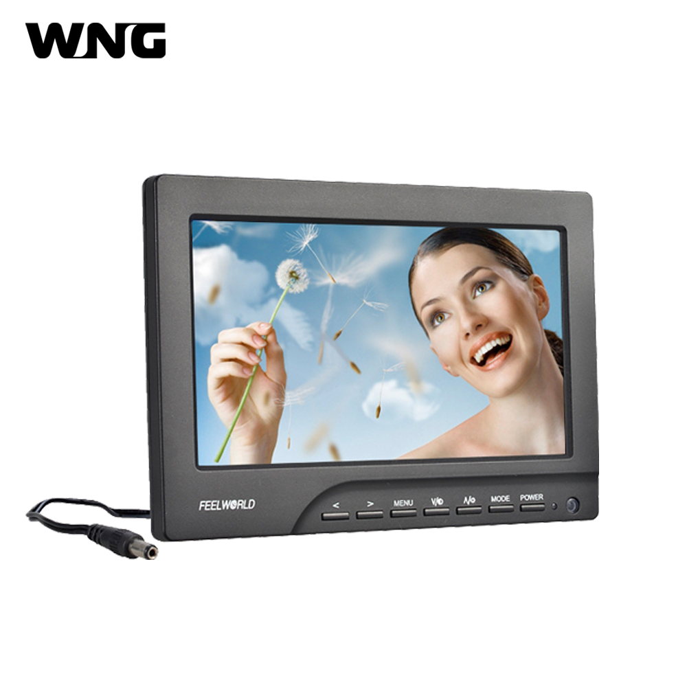 7 Inch LED TFT HDMI Monitor On Camera Monitor FW689-HD Filter for Video Camera 5DII 5D III