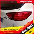 AUTO. PRO para Mazda CX-5 Mazda CX-5 LED luces traseras luces traseras 2013-2015 led Luz Antiniebla posterior del tronco + señal + freno + reversa car styling