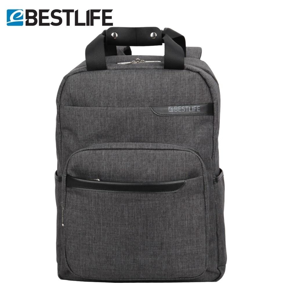 ФОТО BESTLIFE Business Travel Laptop Backpack Men 14 15.6 inch Multifuntion Bag College School Bags Notebook Rucksack Pack