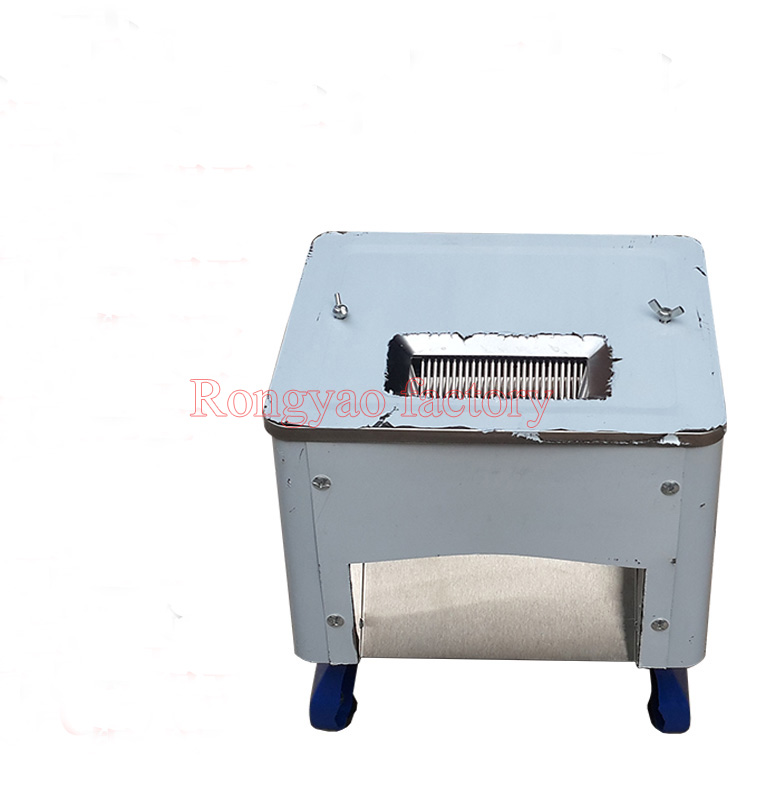 Desktop Electric Commercial Multifunctional cut  machine  Slice cutting machine Home Stainless steel RY-RLD-400 cutting machineDesktop Electric Commercial Multifunctional cut  machine  Slice cutting machine Home Stainless steel RY-RLD-400 cutting machine