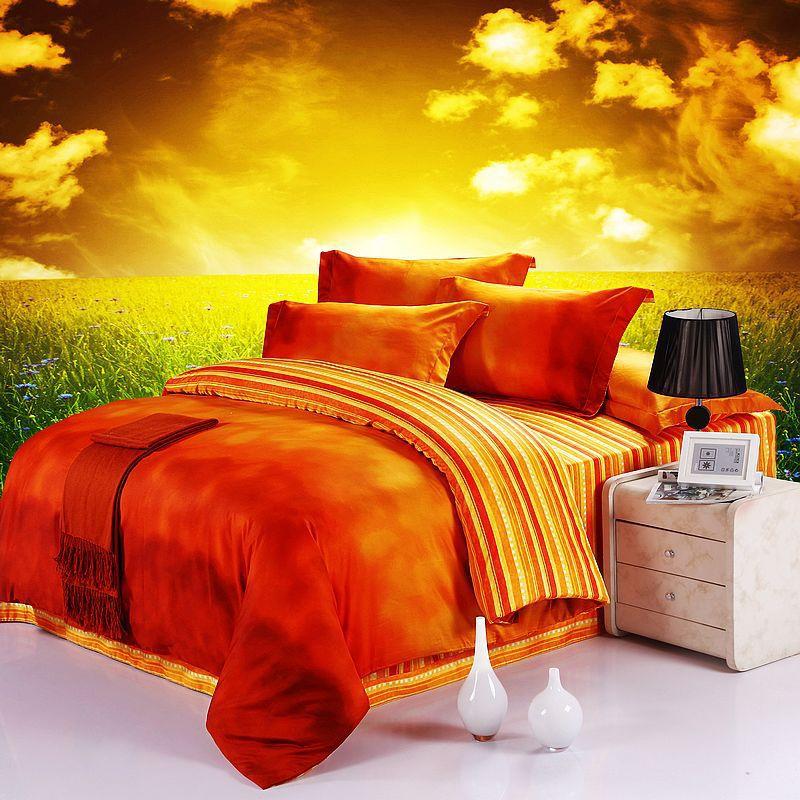 High Quality Egyptian Cotton Bedding Sets Fashion Bedding