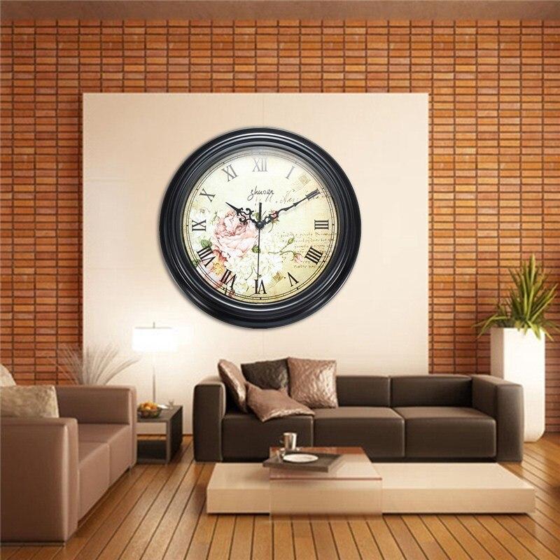 1 X Wall Clock