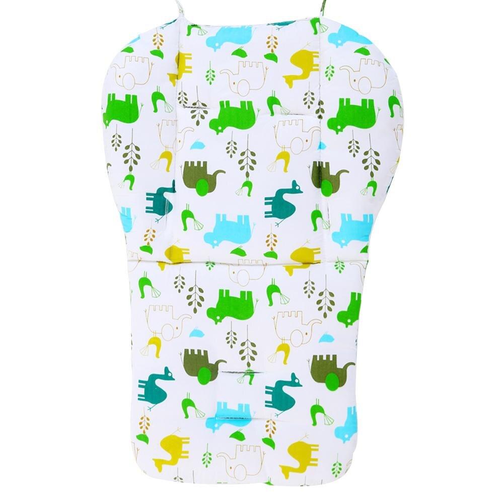 Ideacherry 60*75cm Baby Cotton Diapers Mattress Cartoon Waterproof Changing Mat Baby Cushion Reusable Diaper Washable Urine Pad Mattresses