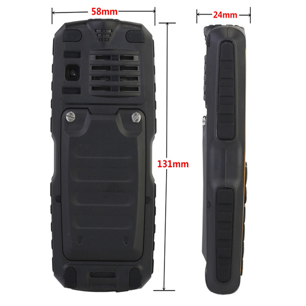 Image 3 - IP67 waterproof shockproof Cell Phones power bank cheap China 