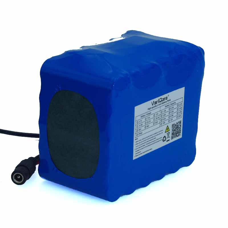 Image 3 - 24V 10Ah 6S5P 18650 Battery Lithium Battery 25.2V 10000mAh Electric Bicycle Moped / Electric / Li ion Battery Pack+ 1A Charger-in Battery Packs from Consumer Electronics