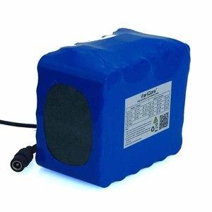 Image 3 - Batería de litio de 24V, 10Ah, 6S5P, 18650 V, 25,2 mAh, bicicleta eléctrica, ciclomotor, paquete de batería de iones de litio + cargador de 1A