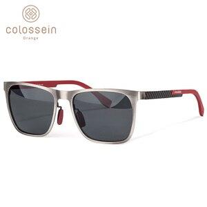 COLOSSEIN Sunglasses Men Polar