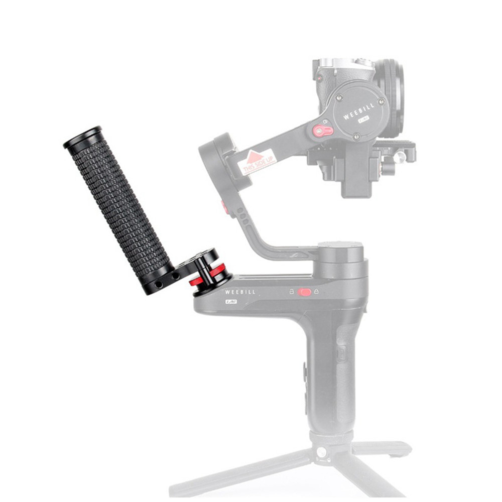 Hand Grip Handlebar For Zhiyun Weebill Lab Handheld Gimbal Support Mount Monitor Microphone Extended Handle Stand AccessoriesHand Grip Handlebar For Zhiyun Weebill Lab Handheld Gimbal Support Mount Monitor Microphone Extended Handle Stand Accessories