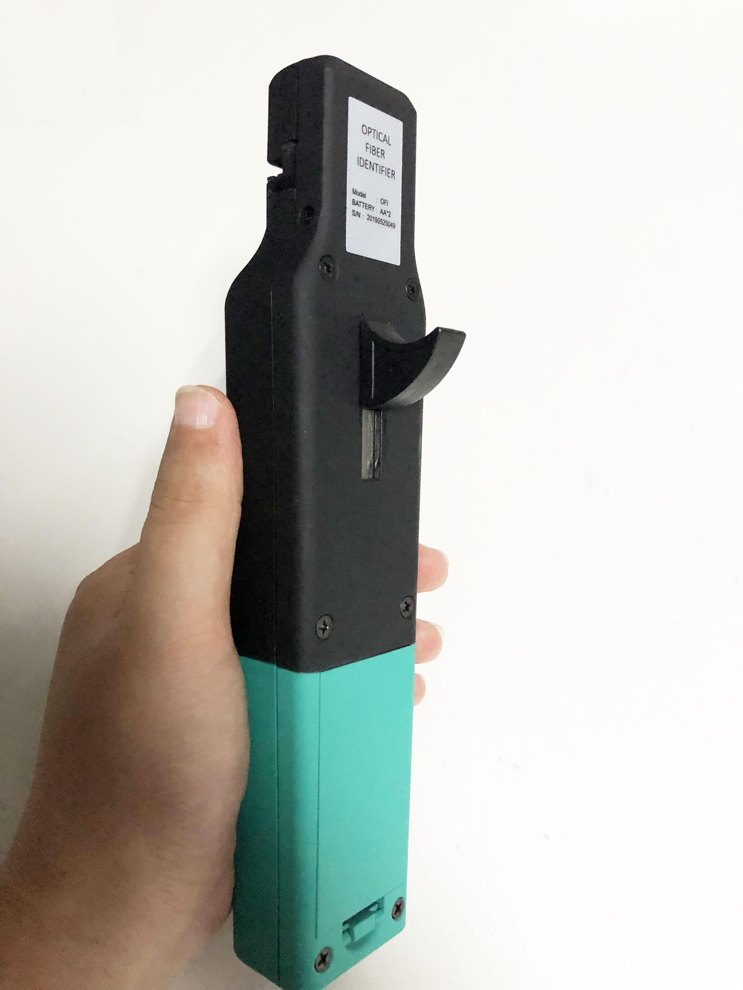 Image 4 - Оптоволоконный идентификатор 750nm 1700nm SM и мм волоконный  кабель FF 3306A-in Оптоволоконное оборудование from Мобильные телефоны и  телекоммуникации on