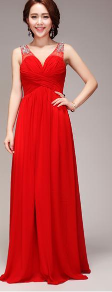 Z новое поступление для беременных Плюс Размер свадебное платье вечернее платье Глубокий v-образный вырез сексуальное длинное модное красное 3221 - Цвет: Красный
