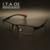 ITAOE P8271 Templos Tr90 Elástico Da Liga do Estilo do Negócio Das Mulheres Dos Homens Unisex Optical Óculos Frames Óculos Óculos de Leitura Miopia