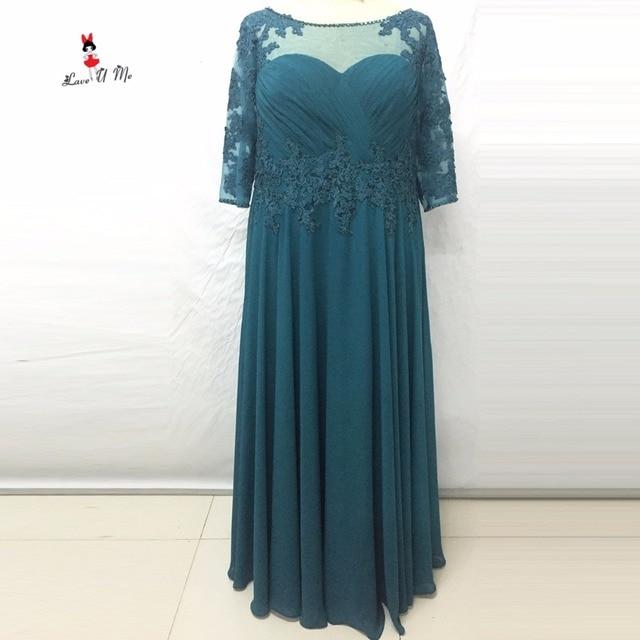 Brautmutterkleider Green Plus Size Mother Of The Bride Dresses 2017