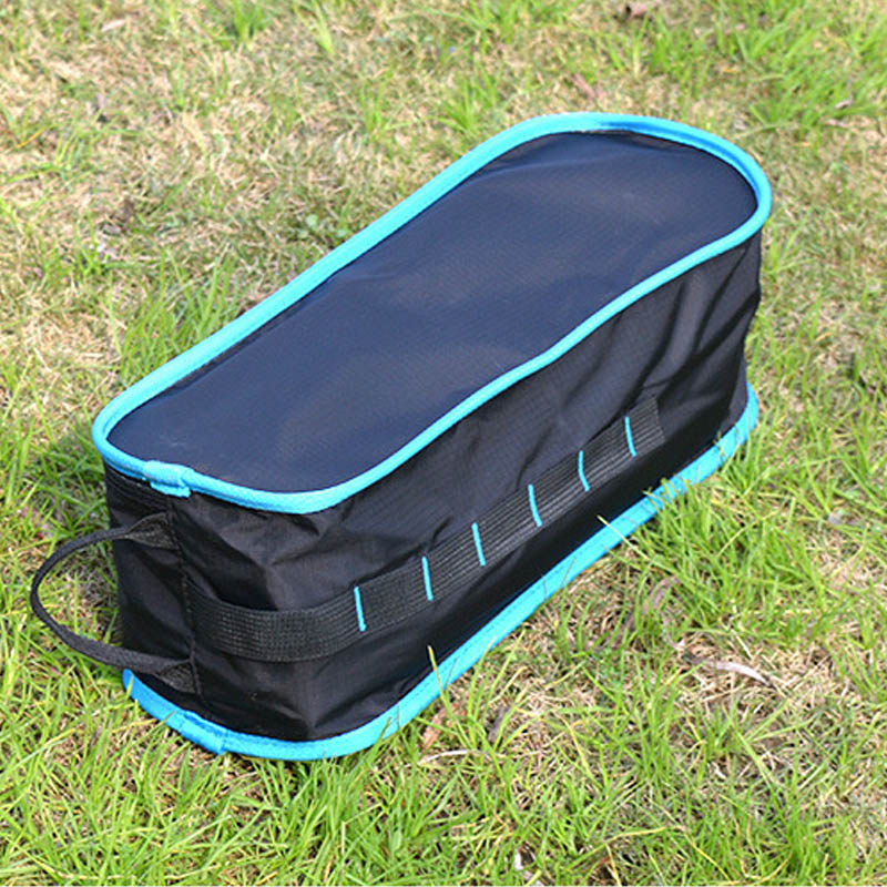 Newly Outdoor Ultralight Foldable Chair with Storage Bag for Camping Fishing BFE88 in Fishing Chairs from Sports Entertainment
