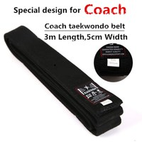 Black Taekwondo Belt Martial Arts Judo Black Level Belt Martial Arts Karate Judo Child Adult Uniform