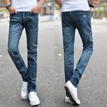 New 2016 famous brand men jeans male fashion Korean style casual Slim pencil pants jeans men trousers jeans for men 40P029