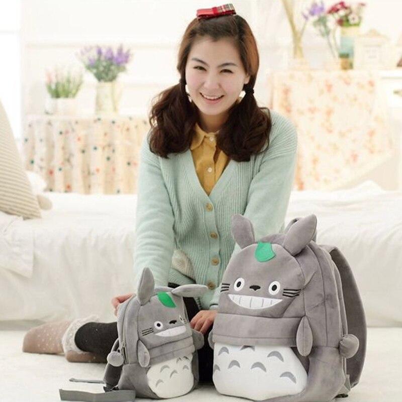 New-Arriving-Totoro-Plush-Backpack-Cute-Soft-School-Bag-for-Children-Cartoon-Bag-for-Kids-Boys-Girls-4