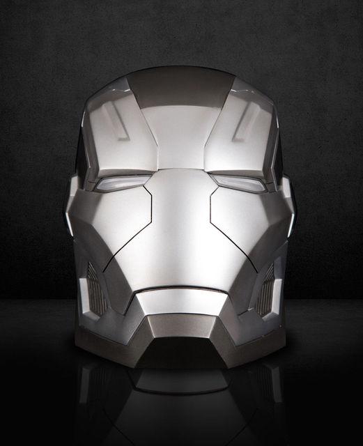 War Machine Head 1:1 Bluetooth Speaker LED
