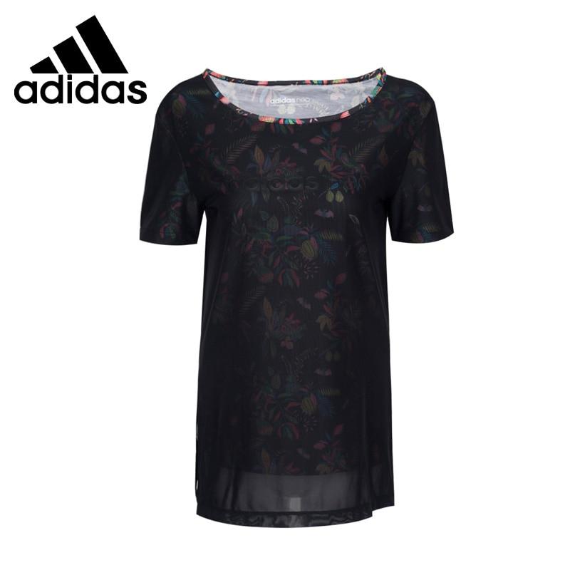 Original New Arrival 2017 Adidas NEO Label ARTIST Women's  T-shirts short sleeve Sportswear original new arrival 2017 adidas club tee men s t shirts short sleeve sportswear