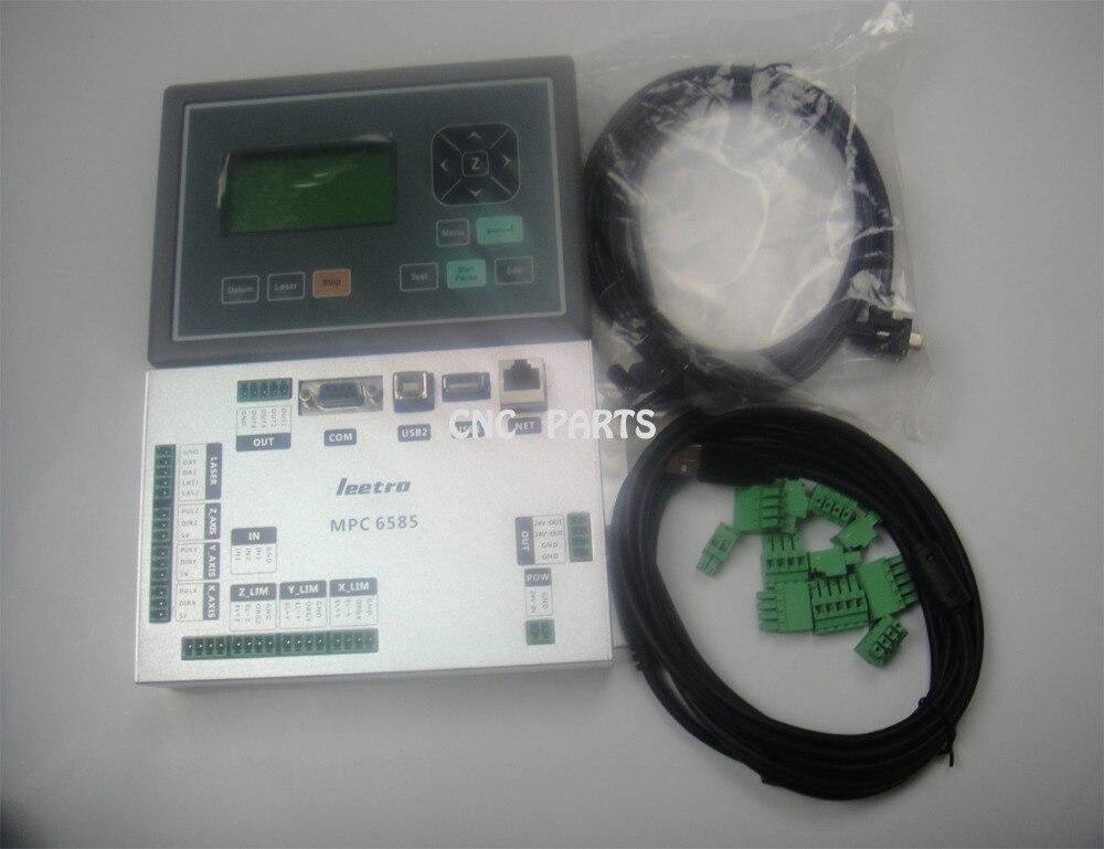 3 оси Motion cnc системы управления Leetro mpc6585 для лазерной машины.