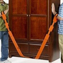 2 шт мебельный транспортный ремень, легкий для переноски канат, дешевая цена, ремни предплечья, подъемный подвижный ремень, ручной инструмент