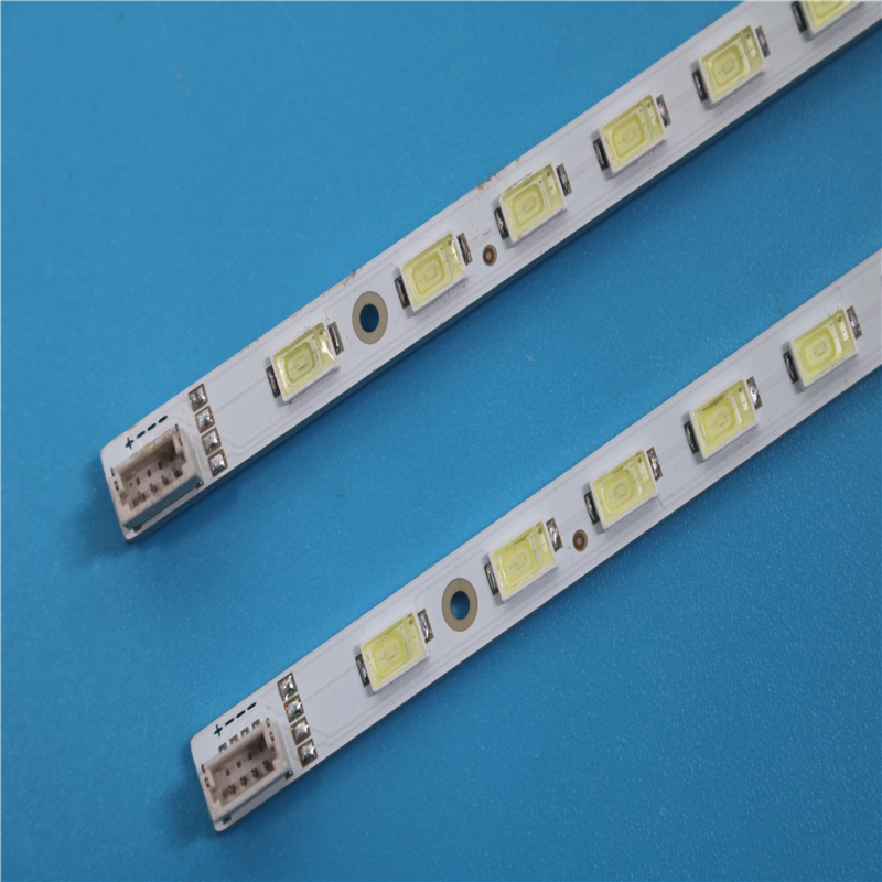 FOR TCL L40P21FBD Article Lamp G40V40043112002 CT400H2-48 REV1.0 2piece=48LED 458MM