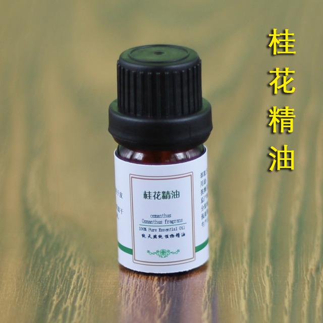 100% Puro Óleo 5 ml/pc Osmanthus Naturais e Aromaterapia para o Sabonete e Creme e Spa etc