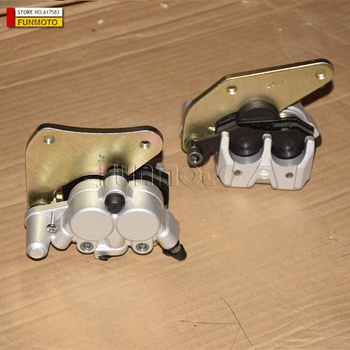 FRONT LEFT AND RIGHT BRAKE CALIPER FIT FOR CF800 UTV/CFZ8 PARTS CODE IS 7030-081300/7030-081400