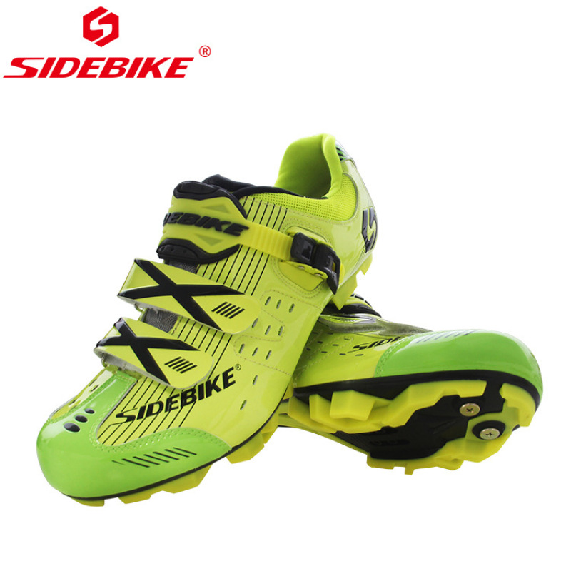 SIDEBIKE New cycling shoes cheap MTB and road bike shoes Cycling necessary Mountain bike road outdoor sports shoes image