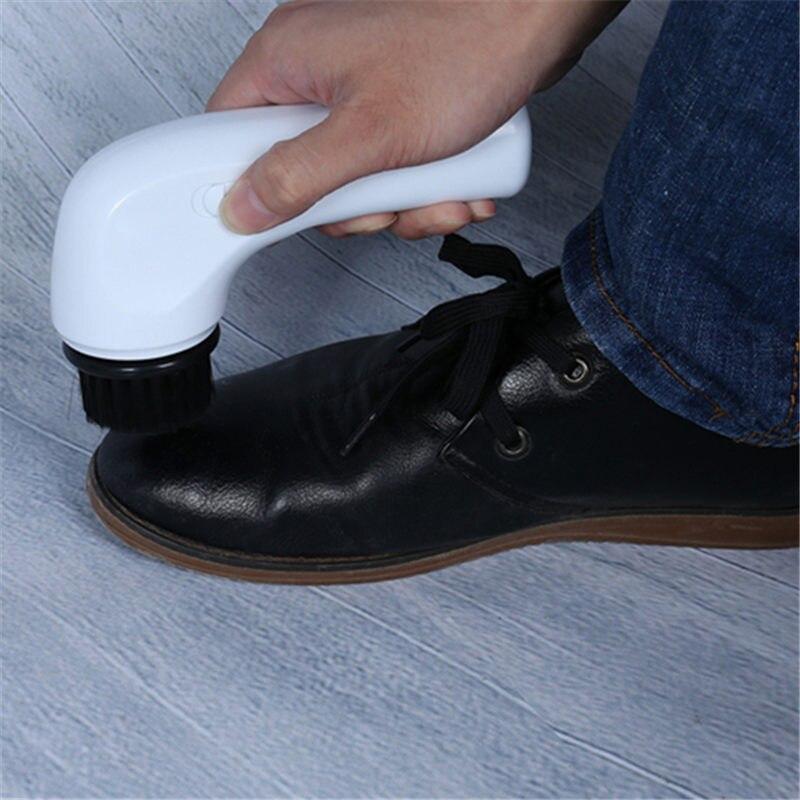 Многофункциональный ручной электрический инструмент для чистки автомобилей Щетка для обуви USB интерфейс зарядки
