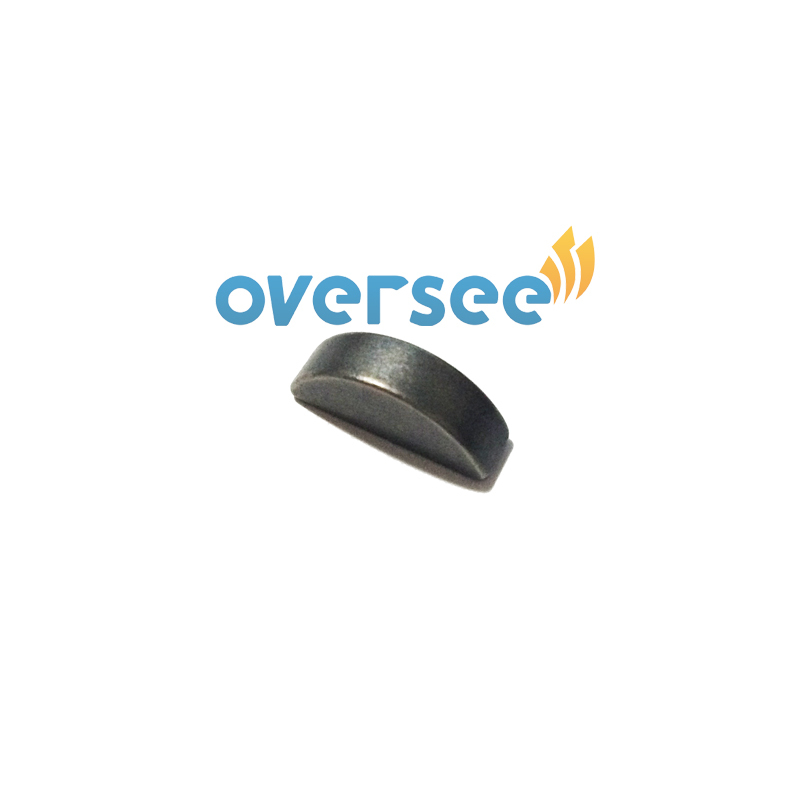Oversee 90280-05049-00 KEY,WOODRUFF for Yamaha Outboard Engine Parts  2