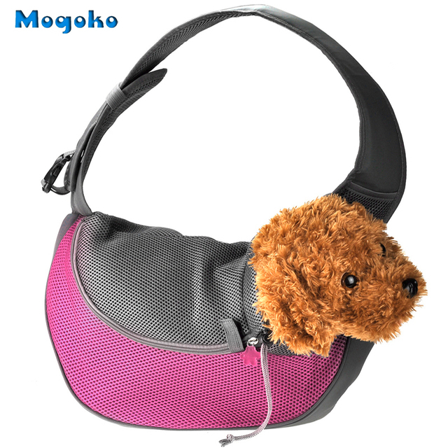 Mogoko 1 Pc Pet Carrier Cat Puppy Small Animal Dog Carrier Sling
