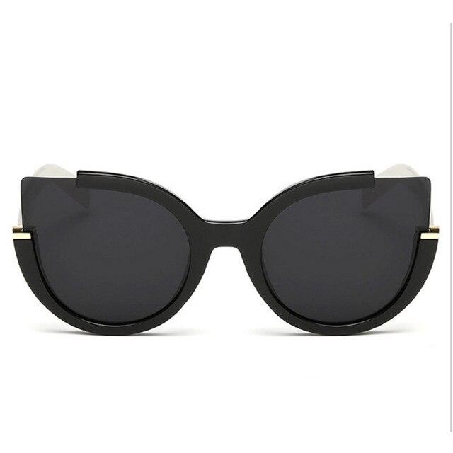 Kacamata Datar Anak-anak Besar Bingkai Kacamata Hitam UV Perlindungan  Bingkai Bulat PG-01 fac15524e3