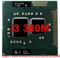 Оригинальный lntel Core i3 380M 2,53 ГГц, двухъядерный процессор, PGA988, мобильный процессор, ноутбук, процессор, бесплатная доставка