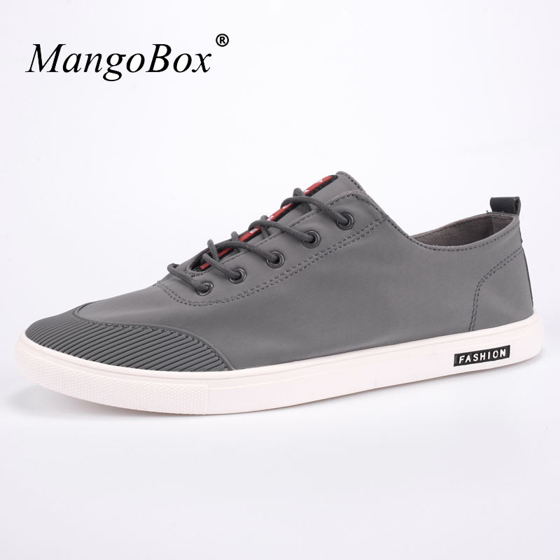 Good Quality Mens Fashion Comfortable Flat Shoes Gray Red Men Canvas Shoes Lace Up Low Top Fashion New Spring Autumn Footwear brand new spring casual boys canvas low top shoes slip on mens lightweight canvas shoes for young men fashion flat shoes ac 07