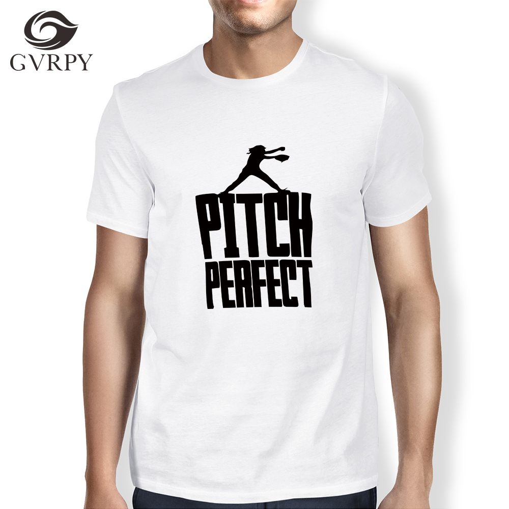 Enjoy the Spirit Fashion Printed Casual T Shirt Pitch Perfect Funny T-Shirt Men Summer Short-Sleeve O-neck High Quality T-shirts