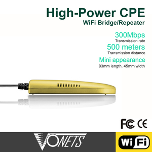 Image 5 - Vonets VAP11G 500 500 เมตรเชิงพาณิชย์ wifi repeater Wifi bridge repeater RJ45 wifi