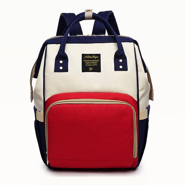 255971465 Large Capacity Mommy Maternity Nappy Bag Newborn Baby YKK Zipper Closure  Diaper Bag Travel Backpack Designer Nylon Nursing Bag