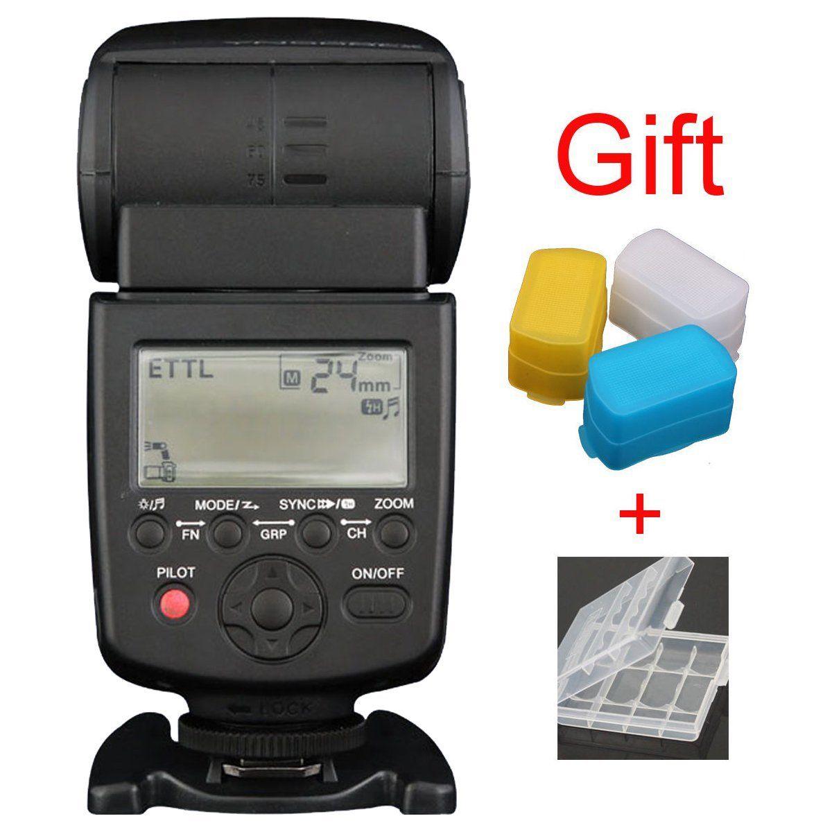 Yongnuo YN 568EX YN 568 EX Беспроводной ведомого TTL Вспышка Speedlite для Nikon D7100 D7000 D5200 D5100 D5000 D3200 D3100