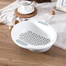 Творческий Кухня кран корзина для сушки для мытье овощей корзины и фрукты и чистка овощей мусорное ведро