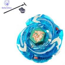 1 шт. лезвие Металл Fusion 4D набор Ultimate Meteo L-Drago Rush синий дракон BB-98 детская игрушка Рождественский подарок с пусковой установкой