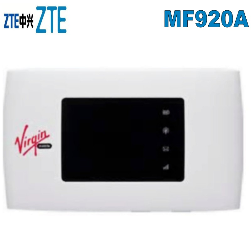 Modem routeur sans fil ZTE MF920A 4G LTE WiFi sans fil