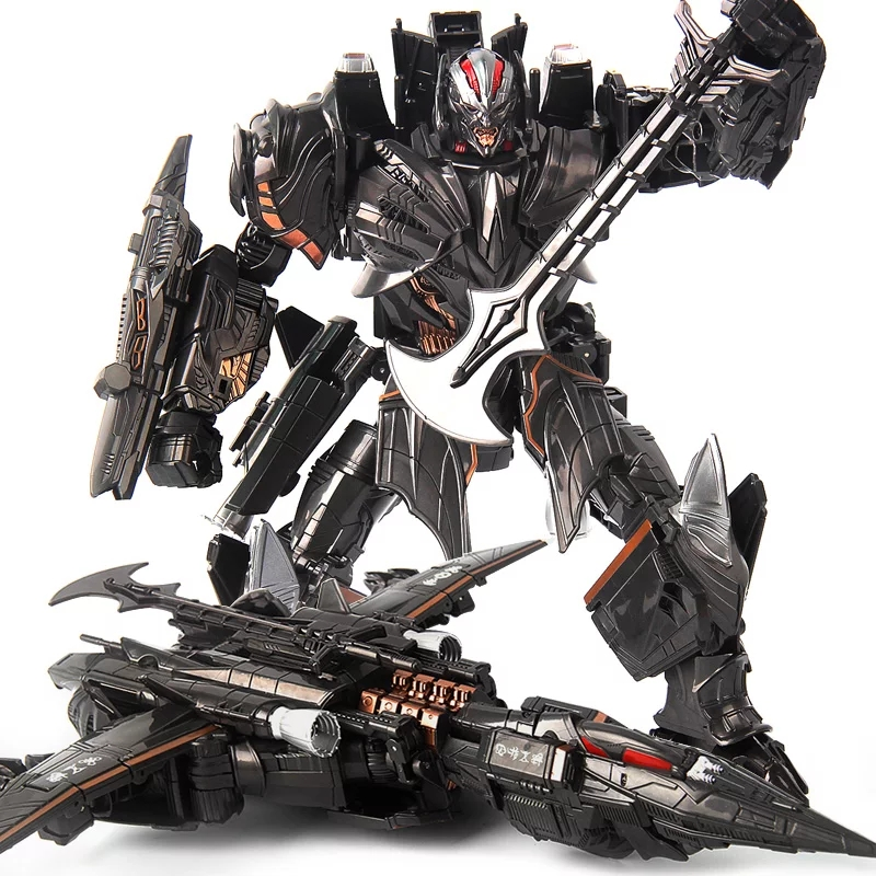Transformation Robot   MW-001 30cm Alloy Transformation   Action Figure Cool  Robot Toys original alloy transformation4 robot toys action figure transformation car robot classic toys for boys juguetes for gifts toys
