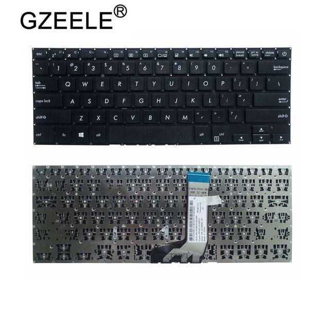 GZEELE ASUS X411 X411U X411UQ X411SC X411UV X411UA X411UN X411UF X406 S4200 UA UN UQ 영어 버전