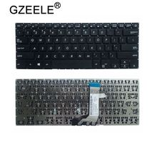 GZEELE لنا لوحة المفاتيح ل ASUS X411 X411U X411UQ X411SC X411UV X411UA X411UN X411UF X406 S4200 UA الامم المتحدة جامعة كوينزلاند الإنجليزية النسخة