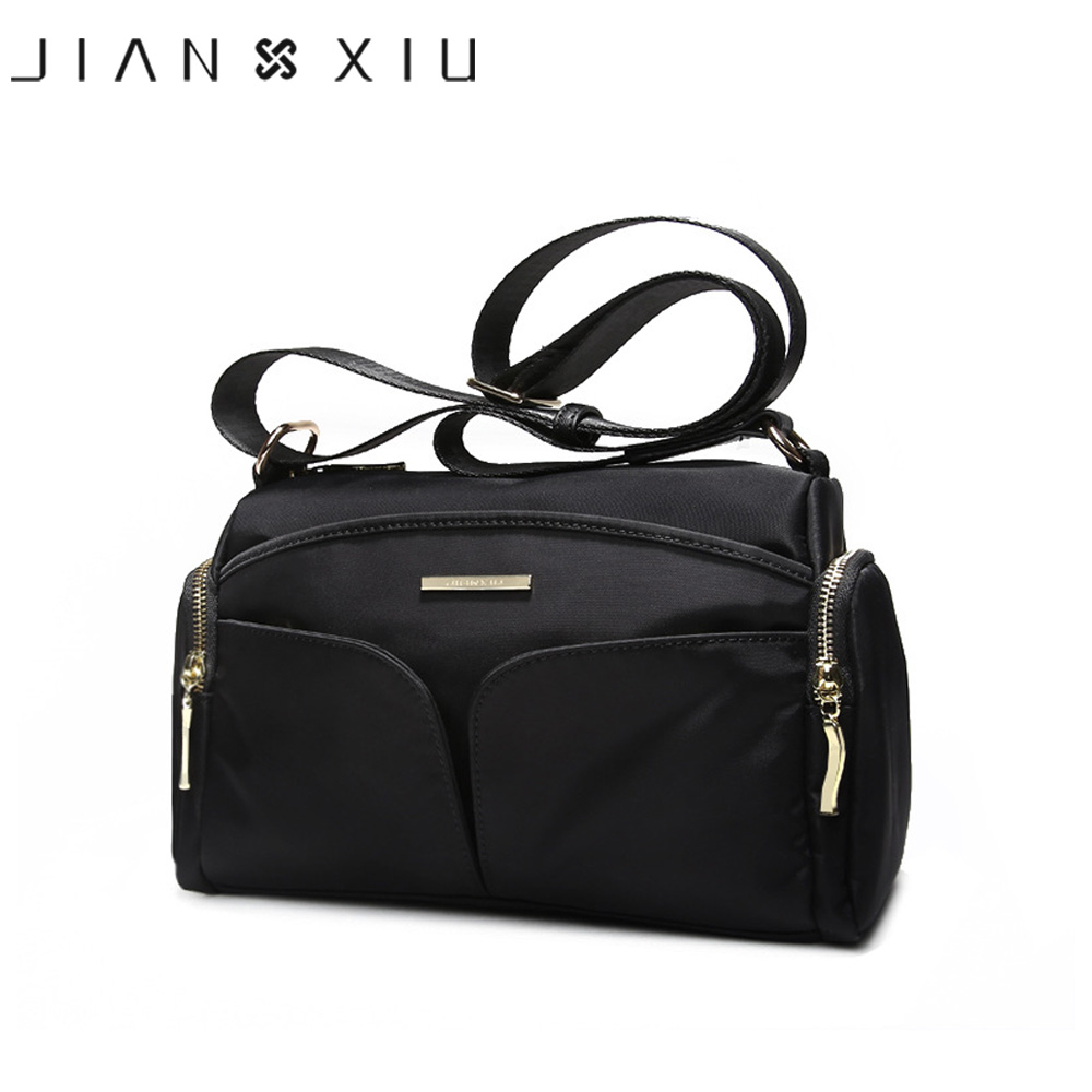 JIANXIU Brand Women Handbag Bolsa Feminina Sac a Main Bolsos Mujer Tassen Casual Shoulder Crossbody Bag 2017 New Nylon Big Borse xiyuan brand women handbags ladies shoulder bag new fashion sac a main femme de marque casual bolsos mujer handbag for mom totes