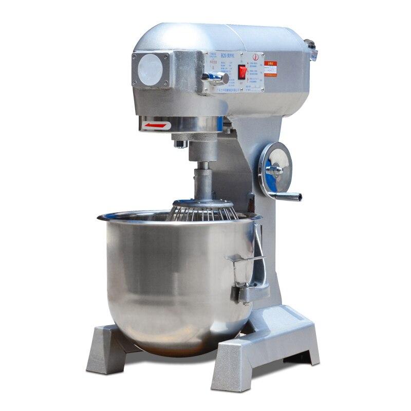 10L Commercial egg-breaking machine/dough maker/dough kneading machine/flour mixer/Multifunction egg beater Cake shop equipment glantop 2l smoothie blender fruit juice mixer juicer high performance pro commercial glthsg2029